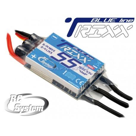 Rc System Regolatore Trixx Blue Line 55Amp SBEC 5,5V/4A RCSC0225