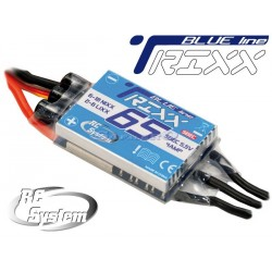 Rc System Regolatore Trixx Blue Line 65Amp SBEC 5,5V/4A RCSC0226