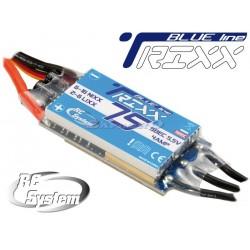 Rc System Regolatore Trixx Blue Line 75Amp SBEC 5,5V/4A RCSC0227
