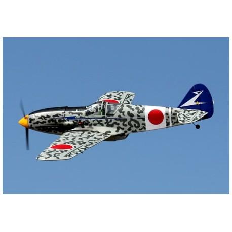 """VQ Model Aeromodello Ki-61 """"TONY"""" ARF 46 (art. PA0067)"""