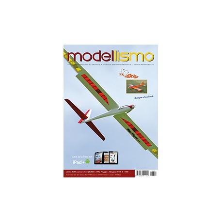 Modellismo Rivista di modellismo N°123 Maggio - Giugno 2013