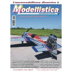 Modellistica Rivista di modellismo n°06 Giugno 2013