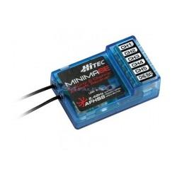 Hitec Ricevente MINIMA 6E 2.4GHz AFHSS Full Range (art. 26612)
