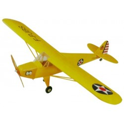 Scorpio Aeromodello EP J-3 con motore e regolatore (NA-EP-37)