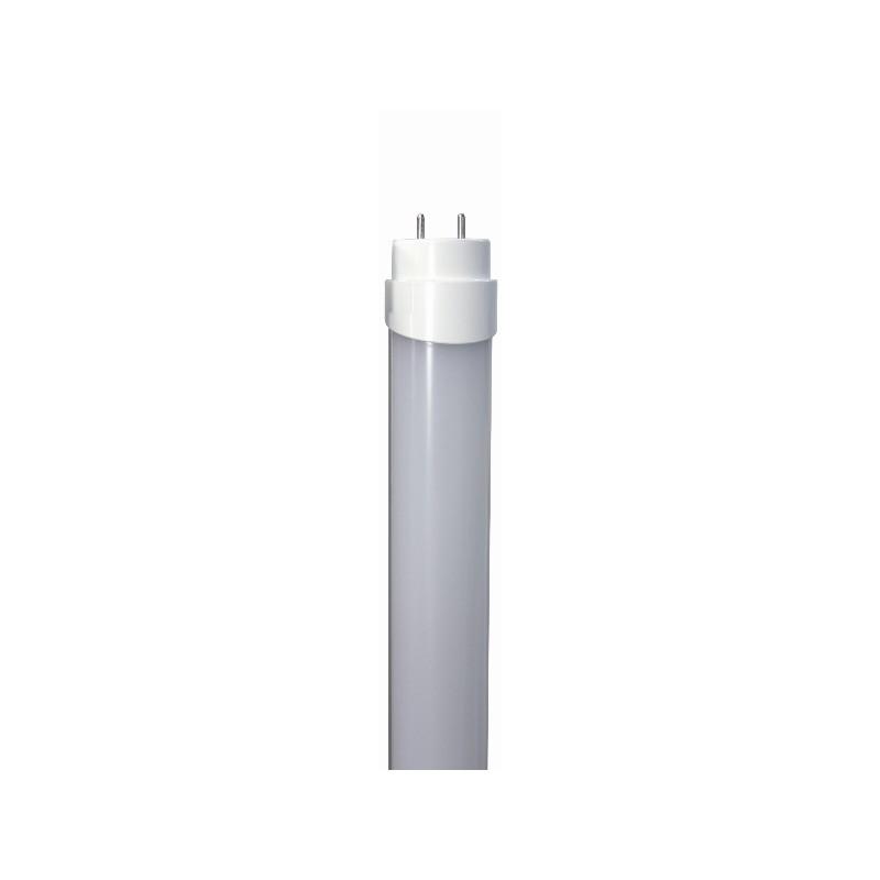 Tubo a led fluorescente bianco neutro 120cm luce diffusa - Tubo fluorescente led ...