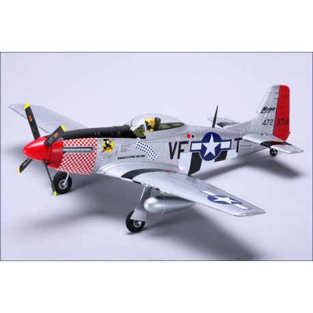 Hype Mustang P-51 Shangri X3 Control, ESC, BL, Servo (027-1120)