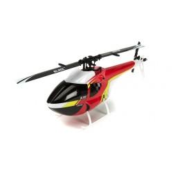 Blade Capottina FAI rossa/nera/gialla per Blade 130 X (BLH3739)