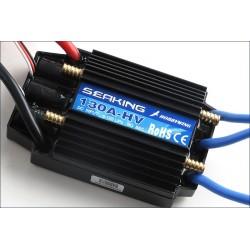 Hobbywing Regolatore marino SeaKing 130A HV (art. 87010090)