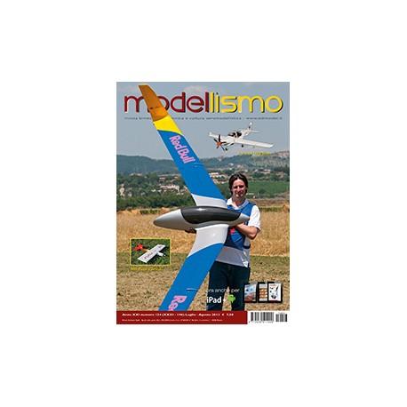 Modellismo Rivista di modellismo N°124 Luglio - Agosto 2013