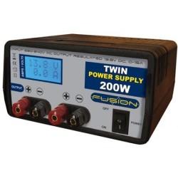 Fusion Alimentatore PS200 Twin 200W 15A 13,8V (FO-FS-PS200TE)
