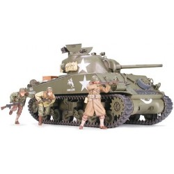 Tamiya Carro armato U.S. M4A3 Sherman 75mm (art. 35250)
