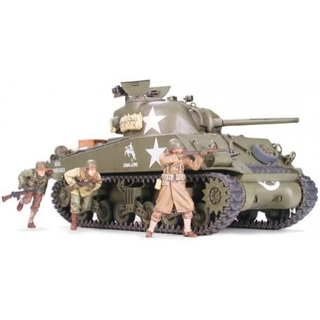 Tamiya Carro armato U.S. M4A3 Sherman 75mm (art. TA/35250)