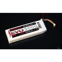 Robbe Batteria Li-po Roxxy Evo 4S 14,8V 3000mAh 30C (art. 6621)
