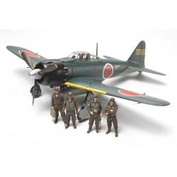 Tamiya Mitsubishi A6M5/5a Zero - Fighter (Zeke) (art. TA/61103)