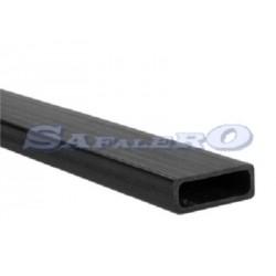 Safalero Rettangolo in carbonio 16x6,3x1000mm (art. JP5518604)