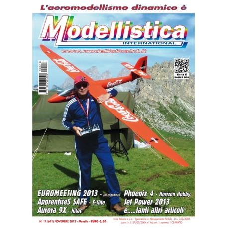 Modellistica Rivista di modellismo n°11 Novembre 2013