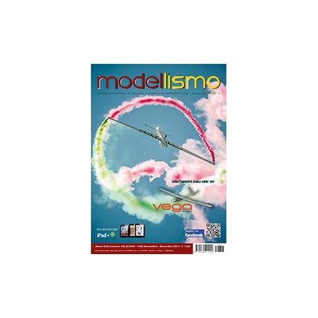Modellismo Rivista di modellismo N°126 Novembre - Dicembre 2013