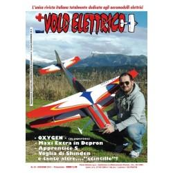 Volo Elettrico Rivista di modellismo N°44 Inverno 2013