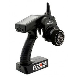 Spektrum Radiocomando DX4R Pro DSMR 4 canali 2,4Ghz (art. SPM4100E)