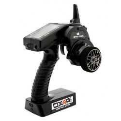 Spektrum Radiocomando DX4R Pro DSMR 4 canali 2,4Ghz (SPM4100E)