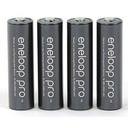 Panasonic Eneloop AA 2450mAh Blister 4 pezzi (art. AA2500EN-4)