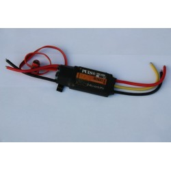 Pulso Regolatore DL80A+ New per 2-6 Li-po (art. DL80A+)