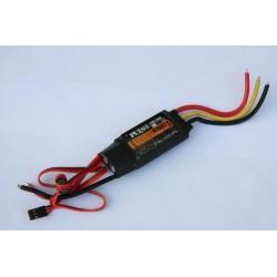 Pulso Regolatore DL60A+ New per 2-6 Li-po (art. DL60A+)