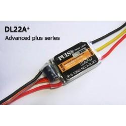 Pulso Regolatore DL22A+ New per 2-3 Li-po (art. DL22A+)