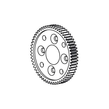 Jamara Corona 65 denti per Toxic (art. 505145)