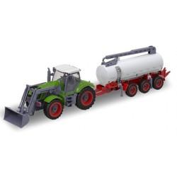 Trattore Agricolo R/C con cisterna 6 Funzioni (art. QY/8301F)
