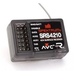 Spektrum Nuova Rx SRS4210 DSMR AVC Surface (art. SPMSRS4210)