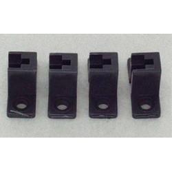Hitec Set fissaggio verticale per servi HS60/80/101 (art. 56306)
