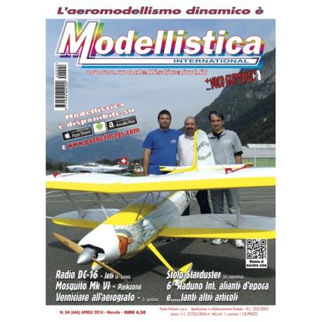 Modellistica Rivista di modellismo n°04 Aprile 2014