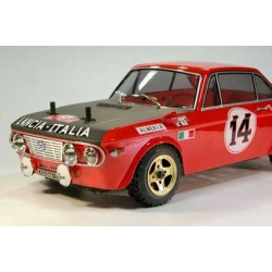 Ezpower Automodello Fulvia HF 1600 Rally 1972 RTR (art. EZRL072)