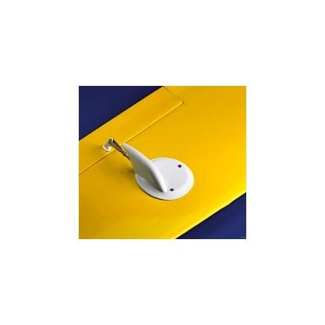 Robbe Coppia porta servocomandi Servo Lock 4 13/10mm (8115)