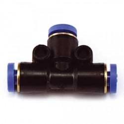 Raccordo a T innesto rapido per tubo 4mm (art. RCA/15673/000)