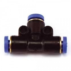 Raccordo a T innesto rapido per tubo mm.4 (art RCA/15673/000