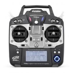 Futaba Radiocomando T10J con Ricevente R3008SB 2,4GHz T-FHSS DRY (art. FU1110A)