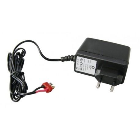 Jamara Carica batteria per 6 celle Ni-Mh output 12VDC 350mAh