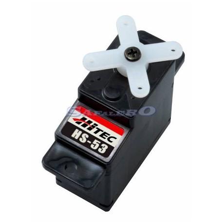 Hitec Servocomando HS-53 analogico micro 8gr (art. 31053S)