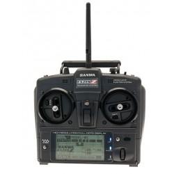 Sanwa Radiocomando Car EXZES Z FHSS-4T 2,4GHz (art. SR-101A31271A)