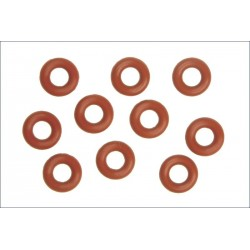 Kyosho O-Ring per ammortizzatori 1,9x3,4 mm (10) (art. IFW-140-06)