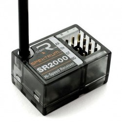 Spektrum Ricevente SR2000 DSMR Micro Race Receiver (SPMSR2000)
