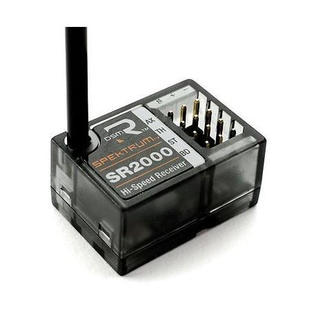 Spektrum Ricevente SR2000 DSMR Micro Race Receiver (art. SPMSR2000)