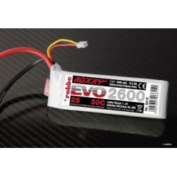Robbe Batteria Li-po Roxxy Evo 7,4V 2600mAh 30C (art. 6615)