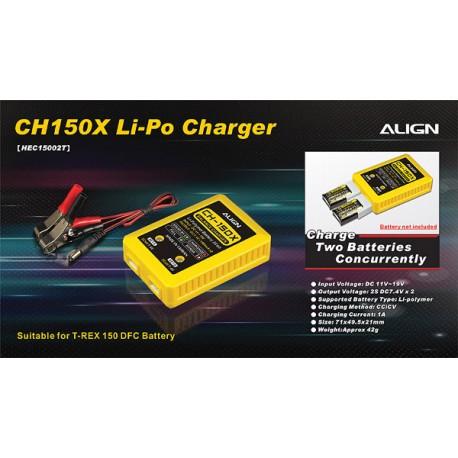 Align Carica batteria CH-150 per T-rex 150 (art. HEC15002)