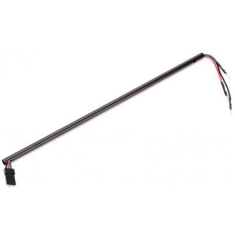 Tubo di coda con cavi motore di coda Blade 200 SR X (BLH2015)