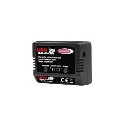 Jamara Carica batteria PHQ-CPU11V1 per 3 celle Li-po (150006)