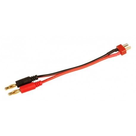 Robitronic Cavetto collegamento connettore 4mm - Deans (R19035)