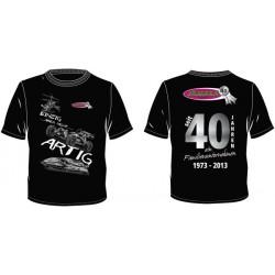 Jamara T-Shirt 40° anniversario 2013 Taglia M (art. 189831)